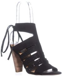 Lucky Brand - Radfas Lace-up Sandals - Lyst