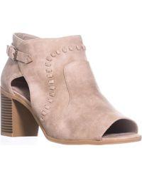 Easy Spirit - Easy Street Poppet Heeled Sandals - Lyst