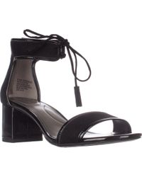 Bandolino - Semise Dress Ankle Strap Sandals - Lyst