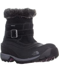 The North Face Chilkat Iii Pull-on Winter Boots - Black