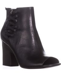 Lauren by Ralph Lauren - Strappy Ankle Booties - Lyst