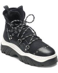 Inuikii Hiking Sneaker Black