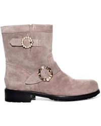 Jimmy Choo Youth Boot - Multicolor
