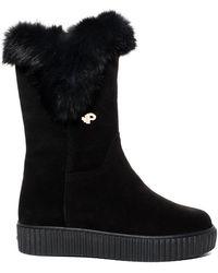 Pajar - Ruby Fur Boot - Lyst