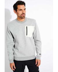 adidas Winter Badge Of Sport Sweatshirt - Grey