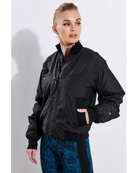 adidas By Stella McCartney Athletics Light Padded Bomber Jacket - Black