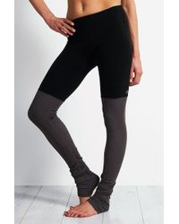 Alo Yoga - Goddess Ribbed Legging - Lyst