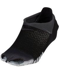 Nike Grip Studio Footie Socks - Black