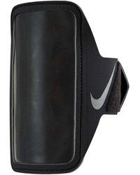 Nike Lean Armband - Black