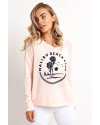 Sundry - Malibu Beach Club Pullover - Lyst