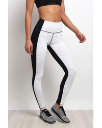 Under Armour Mirror High Waisted Printed Legging Black/white
