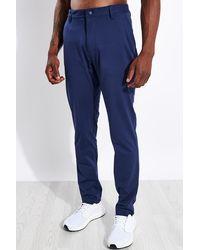 "Rhone Commuter Slim Pant 33"" - Blue"