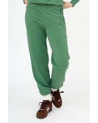Les Girls, Les Boys Regular Track Pants - Green