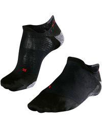 Falke - Ru5 Invisible Mens Socks Black - Lyst