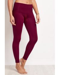 Teeki Solid Burgundy Hot Pant - Red