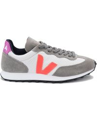 Vejas Riobranco Hexamesh Trainers - Grey