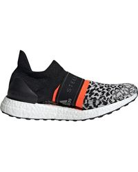 adidas By Stella McCartney Ultraboost X 3 D Shoes Black White Red