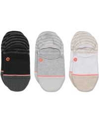 Stance - Super Invisible 3 Pack - Lyst