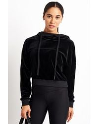 Alo Yoga Layer Long Sleeve Top - Black