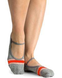 Pointe Studio - Rhea Dance Grip Socks - Lyst