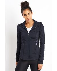 Under Armour Breathelux Bonded Cut-out Full Zip - Blue