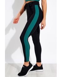 Year Of Ours Thermal Ski Belted legging - Multicolour