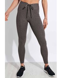 Year Of Ours Ribbed Football legging - Grey