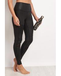 Alo Yoga High-waist Moto Legging - Black