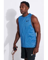 Nike Training Tank - Blue
