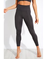 GIRLFRIEND COLLECTIVE High Waisted 7/8 Pocket Legging - Multicolour