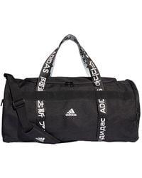 adidas 4athlts Duffel Bag Medium - Black