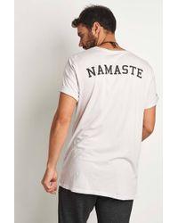 Spiritual Gangster - Namaste Tee - Lyst