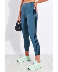 adidas - Believe This 2.0 3-stripes 7/8 Leggings - Lyst