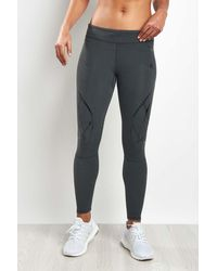 adidas Adizero Sprintweb Long Tights - Grey