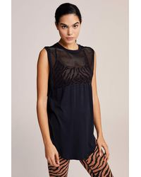 Varley Harvey Tank - Black