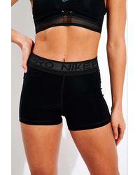 "Nike Pro 3"" Shorts - Black"