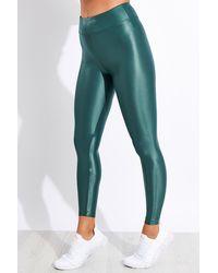 Koral Lustrous High Waisted Legging - Green