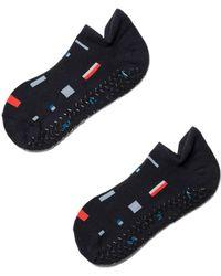 Pointe Studio - Slate Grip Sock - Lyst