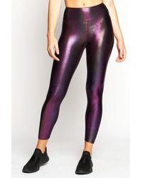 Heroine Sport Marvel Legging - Purple