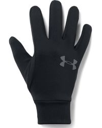 Under Armour Ua Armour® Liner 2.0 Gloves - Black