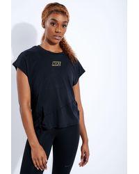 Nike Short-sleeve Training Top - Blue