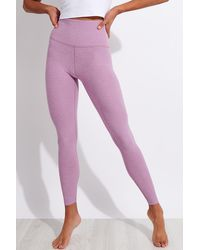 Beyond Yoga Spacedye Caught In The Midi High Waisted legging - Multicolour