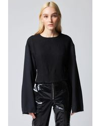 Our Legacy Buttoned Biker Top - Black