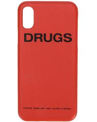 Raf Simons - Iphone X Drugs Case - Lyst