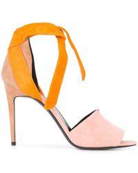 Pierre Hardy Secret Sandal - Pink