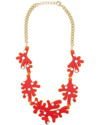 Yazbukey | Plexiglass Necklace | Lyst