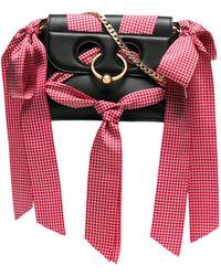 J.W.Anderson - Mini Pierce Ribbons Crossbody Bag - Lyst
