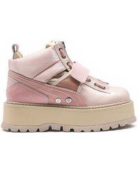 PUMA - Fenty X By Rihanna Trainer Boots - Lyst