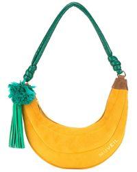 MUVEIL - Banana Motif Shoulder Bag - Lyst