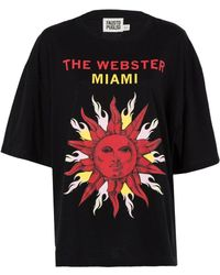 Fausto Puglisi The Webster X Boxy T-shirt - Black